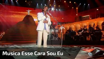 Musica De Roberto Carlos ' Esse Cara Sou Eu', Vale A Pena Conferir!