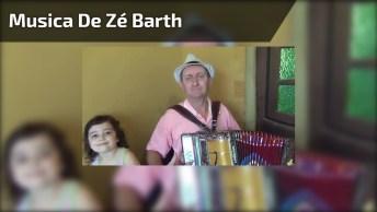 Musica De Zé Barth 'Apanhei Do Pai Mas Não Da Policia', Confira!