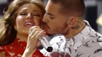 Musica 'Desde Esa Noche' De Thalía Com Participação De Maluma!!!