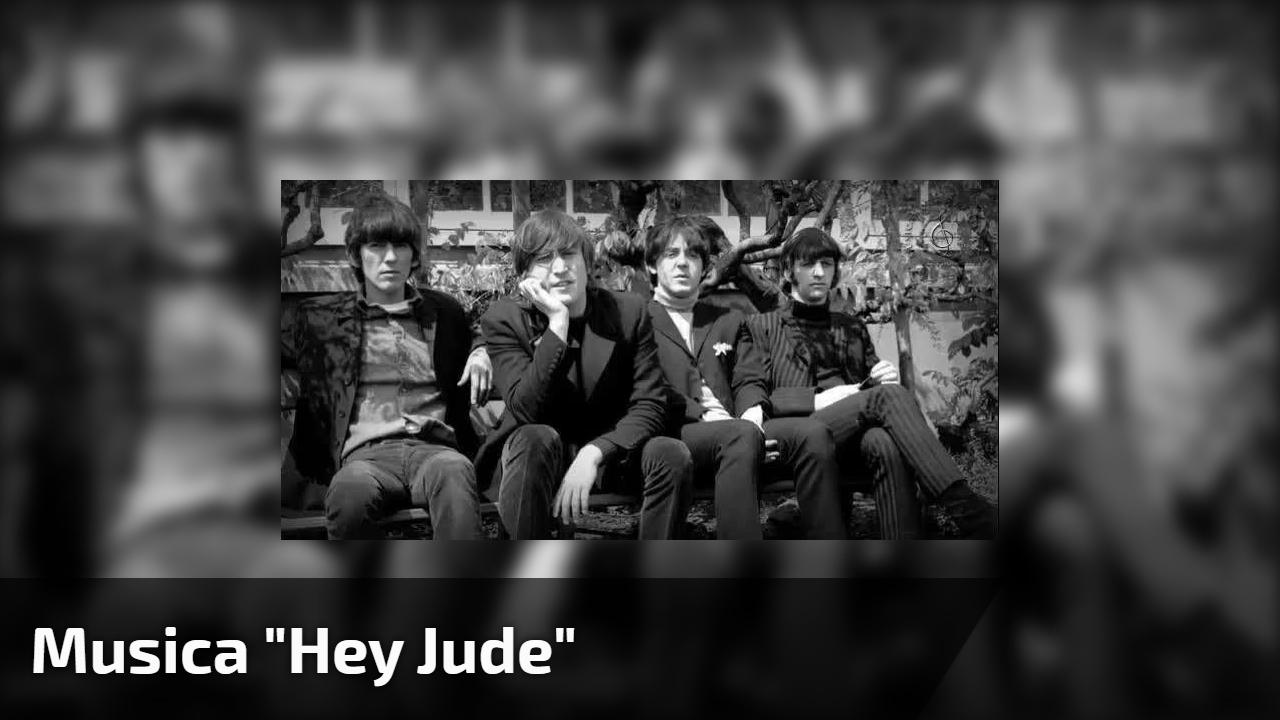 """Musica """"Hey Jude"""""""
