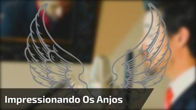 Musica Impressionando Os Anjos - Simplesmente Linda A Letra!