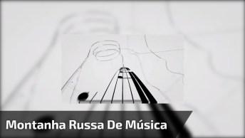 Olha Só Como Seria Um Montanha Russa Baseada Em Uma Música Clássica!