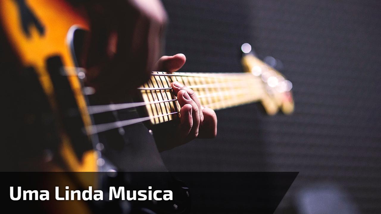 Uma linda musica