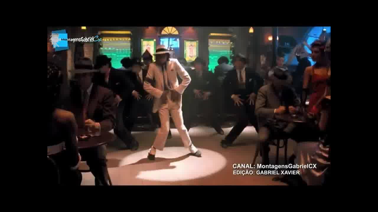 Uma montagem super engraçada com eterno Rei do Pop Michael Jackson