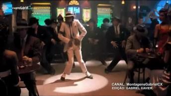 Uma Montagem Super Engraçada Com Eterno Rei Do Pop Michael Jackson!