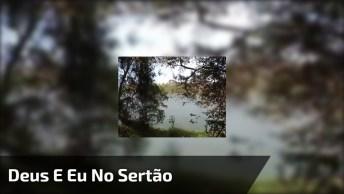 Victor E Léo - Deus E Eu No Sertão Com Lindas Imagens, Confira!