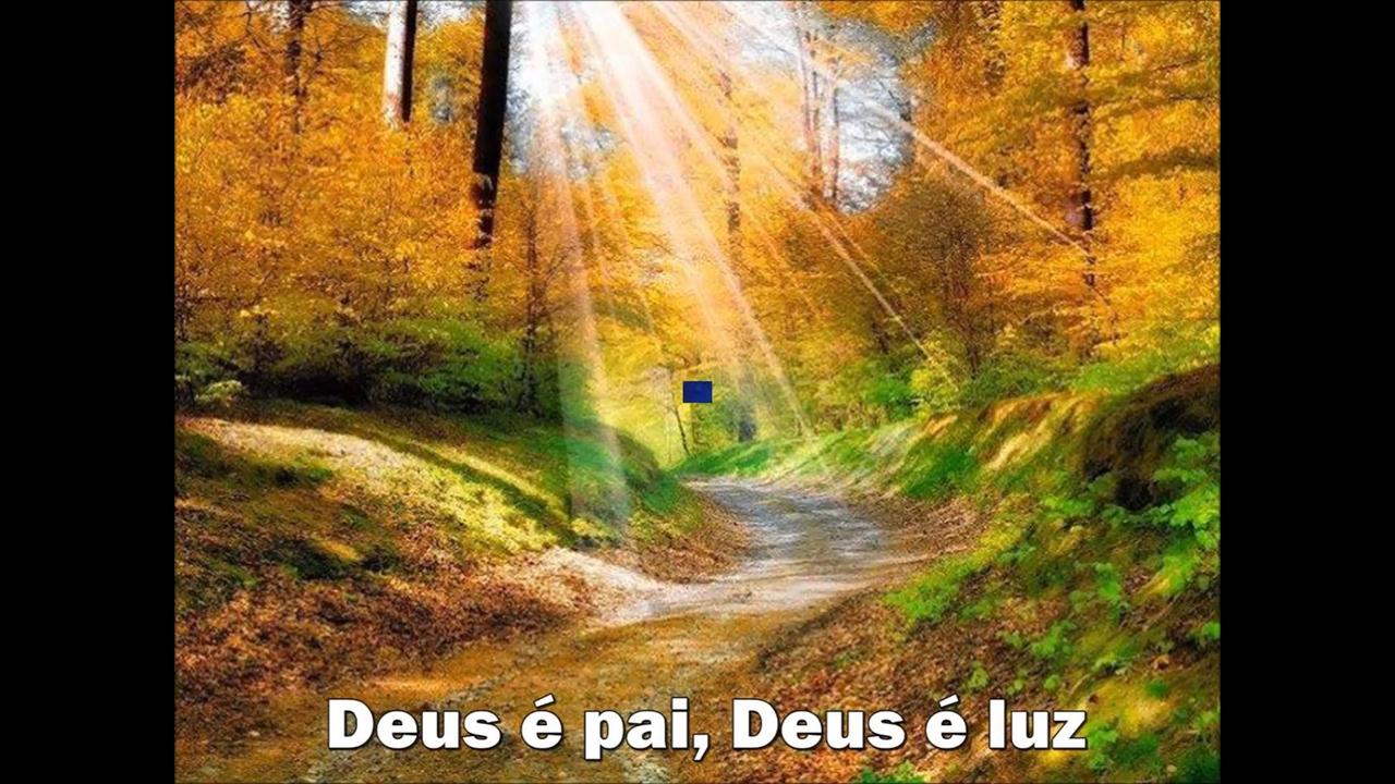 Vídeo com música do Roberto Carlos Quando eu quero falar com Deus