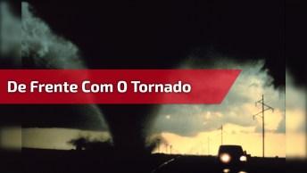 A Força Da Natureza Não Tem Limites! Confira O Tamanho Deste Tornado!