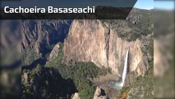 Cachoeira Basaseachi - Uma Imagem Linda Da Natureza Na Cordilheira Tarahumara!