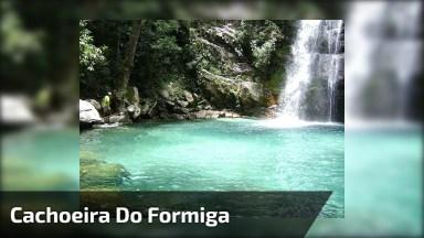 Cachoeira Do Formiga Jalapão-Tocantins, Um Lugar Maravilhoso!