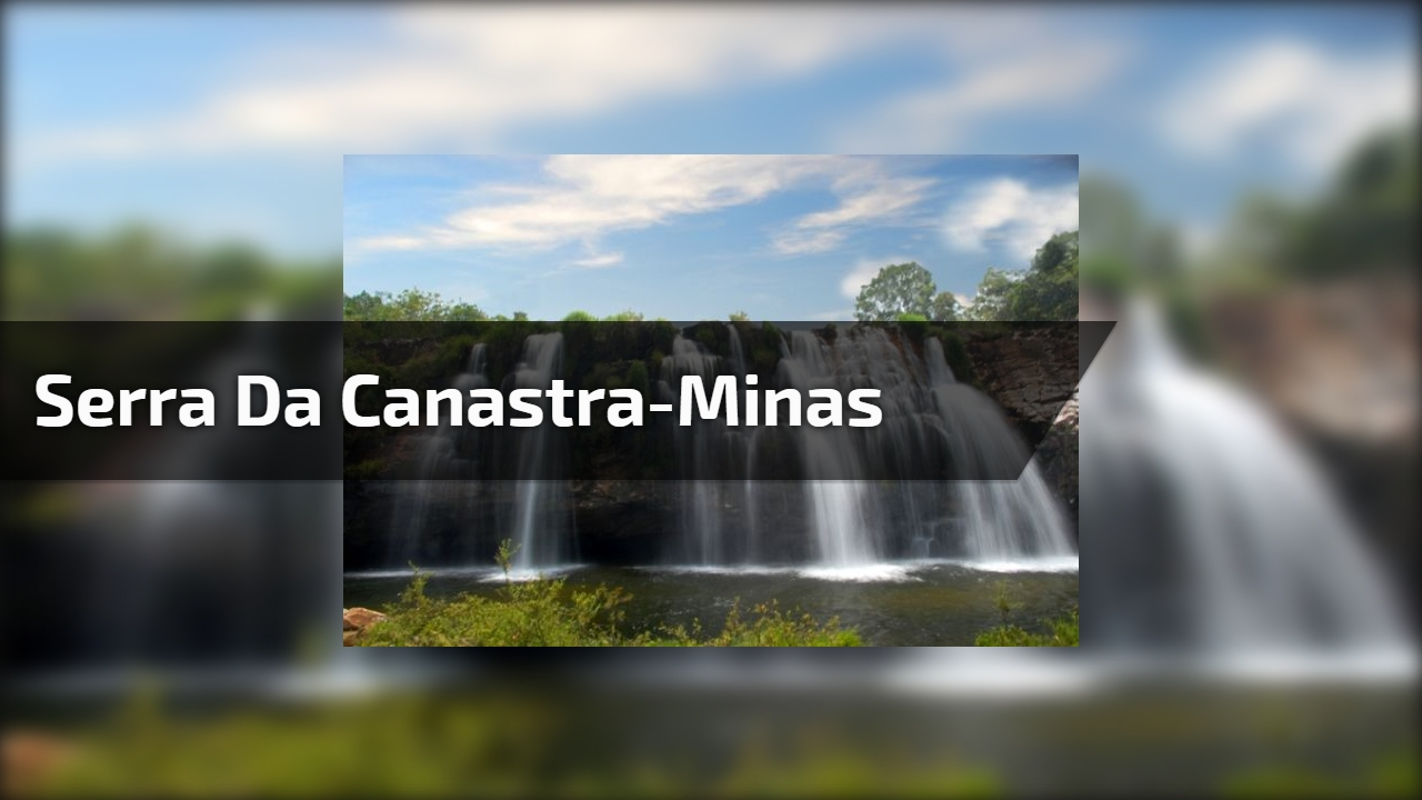 Serra da Canastra-Minas
