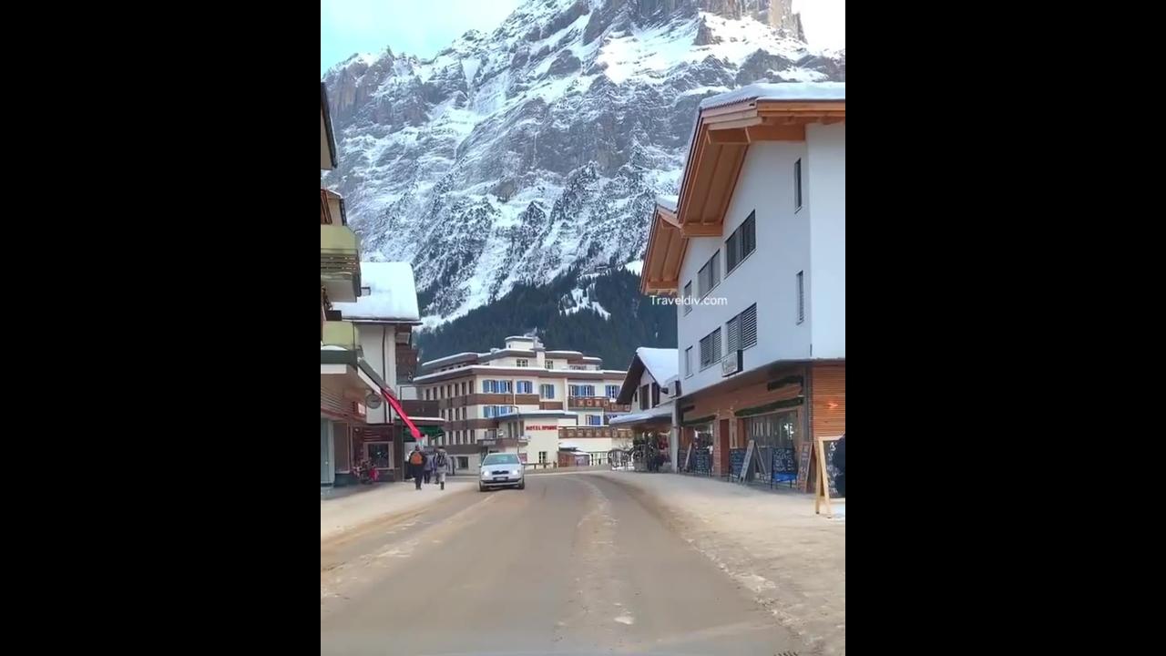 Conheça a linda Grindelwald um lugar para se aventurar ou só explorar