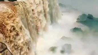Conheça Cataratas Do Iguaçu, Um Pequeno Vídeo Desta Maravilha!