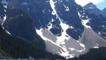 Conheça Lago Moraine No Canada, Um Espetáculo Na Terra, Simplesmente Lindo!