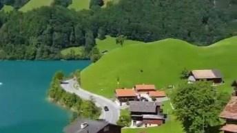 Conheça Lungern, Um Lindo Lugar Na Suíça, Confira E Compartilhe!