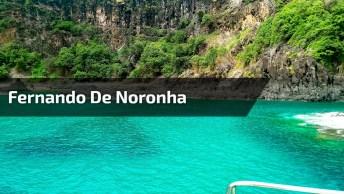 Fernando De Noronha Um Lugar Cercado De Paisagem Natural, Muito Lindo!