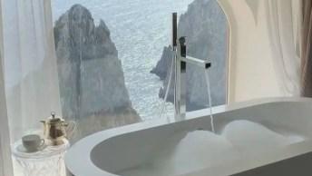 Hotel Com Uma Paisagem Natural De Tirar O Folego, Veja Que Lindo!