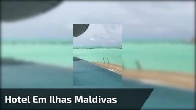 Hotel Em Ilhas Maldivas, Veja Que Lugar Magnifico, Apaixonante!
