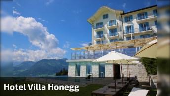 Hotel Villa Honegg, Um Sonho De Hotel. . . Veja As Imagens!
