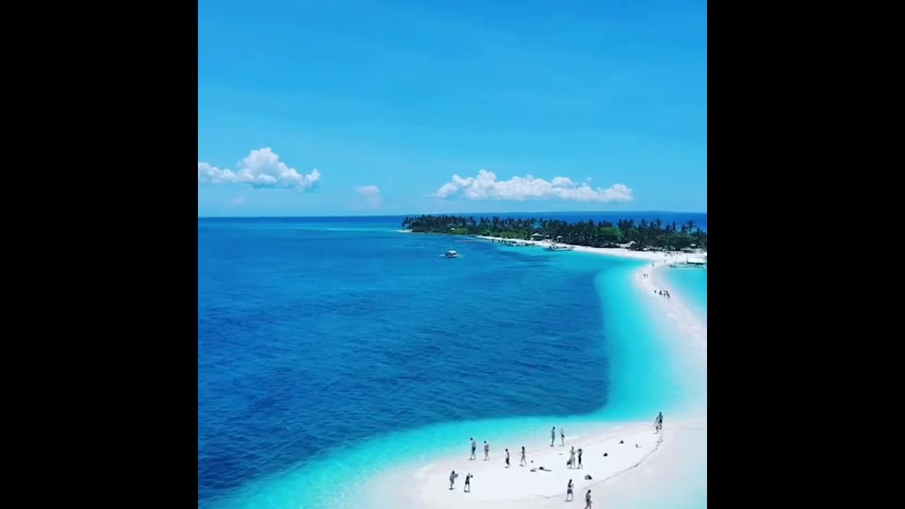 Ilha paradisíaca que é um sonho de muita gente em conhecer esse lugar