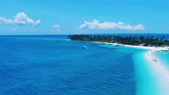 Ilha Paradisíaca Que É Um Sonho De Muita Gente Em Conhecer Esse Lugar!