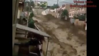 Imagens Assustadoras Da Força Da Natureza, Confira Estes Vídeos.