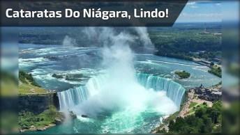 Imagens Das Cataratas Do Niágara - Como É Linda A Natureza!