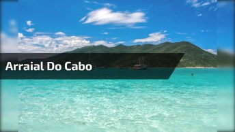 Imagens Do Arraial Do Cabo, Um Lugar Para Relaxar E Se Apaixonar!