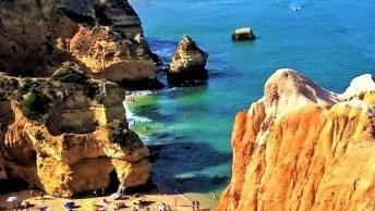 Imagens Lindas De Praias De Portugal - A Natureza Foi Generosa Nessas Praias!