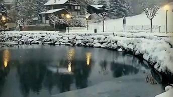 Inverno Na Suíça, Que Lindas Imagens Impossível Não Se Apaixonar!