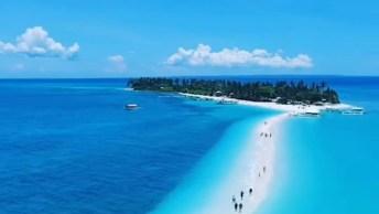 Kalanggaman Island - Um Dos Lugares Mais Lindos Das Filipinas!