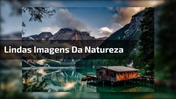 Lindas Imagens Da Natureza, Comece Com Esse Rio De Águas Claras!