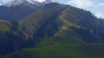 Lindas Imagens De Uma Vale No Paquistão, Que Lugar Lindo Cheio De Natureza!