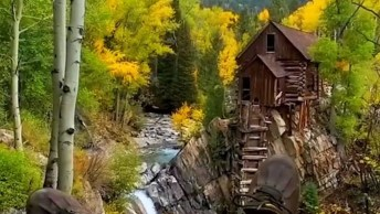 Lugar Que Se Aprece Com O Paraíso, Veja Que Lindo E Compartilhe!