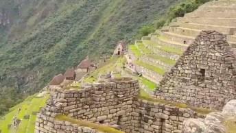 Machu Picchu - Um Lugar Incrível E Misterioso Que Fica No Peru!