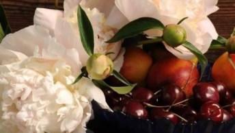 Maravilhosas Frutas De Nossa Incrível Mãe Natureza! Deus É Perfeito!