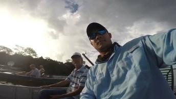 Mergulhando Uma Câmera No Rio Paraná, O Que Será Que Tem La Embaixo?
