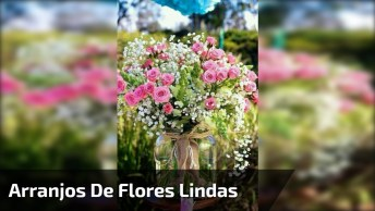 Momento De Apreciar As Belíssimas Flores De Nossa Estonteante Natureza!