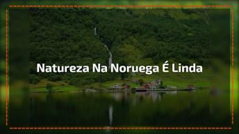 Natureza Da Noruega, Vale A Pena Aprecia-La, É Um Lugar Muito Bonito!