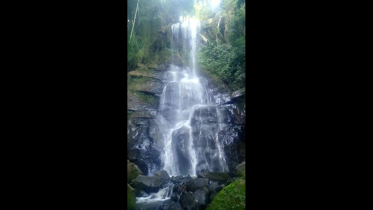 Natureza e suas belíssimas cachoeiras