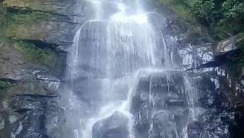 Natureza E Suas Belíssimas Cachoeiras, Veja Que Lindo Lugar!