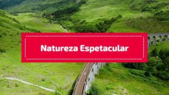 Natureza Espetacular, Nosso Planeta É Magnifico, Confira Este Vídeo!