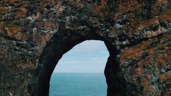 Natureza Linda! Costa De Oregon, Um Lugar Magnifico, Confira!