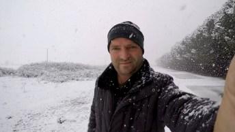 Nevasca No Canada, Veja Que Coisa Mais Linda Estas Imagens!