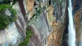 Olha Que Coisa Mais Linda A Maior Cachoeira Do Mundo! Como É Bela A Natureza!