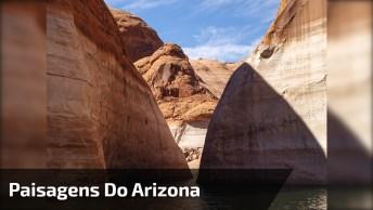 Paisagens Do Arizona, A Natureza Sendo Generosa Outra Vez!