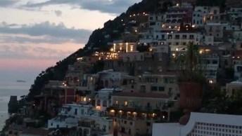 Positano Um Lugar Maravilhoso Na Itália, Ótimo Para Casais!