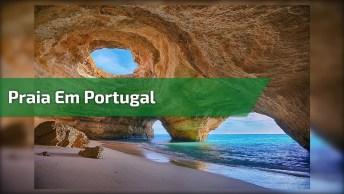 Praia Da Marinha Em Portugal, Um Lugar Maravilhoso Para Se Conhecer!
