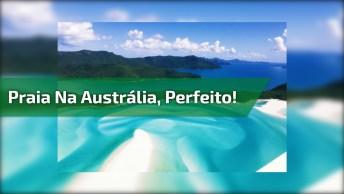 Praia Na Austrália, Veja Estas Águas Cristalinas, Simplesmente Perfeito!