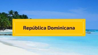 Praia Na Republica Dominicana, Veja Que Lugar Lindo De Águas Cristalinas!